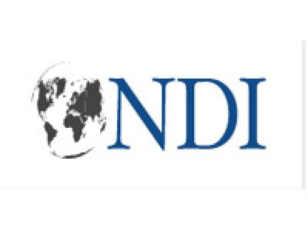 Job Vacancy for National Democratic Institute for International Affairs (NDI)
